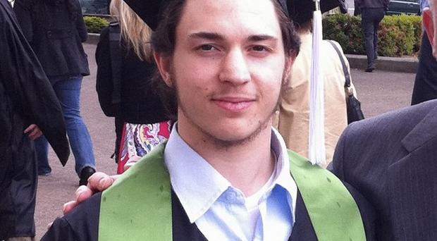 Muslim convert Michael Migliore has been trying unsuccessfully for months to fly to Italy (AP)