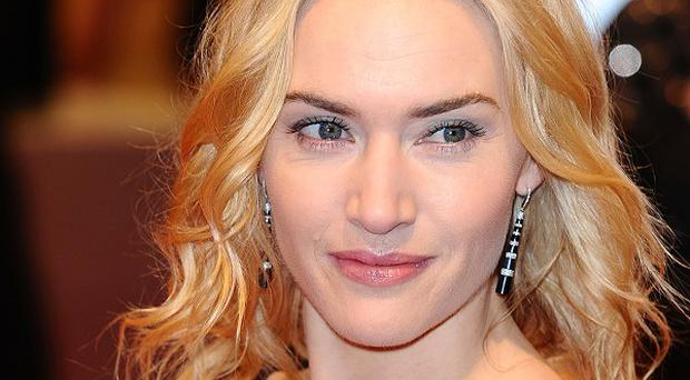 Kate Winslet is one of the stars of Contagion