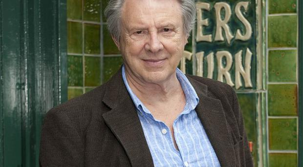 Philip Lowrie (Dennis Tanner) returned to the soap in May
