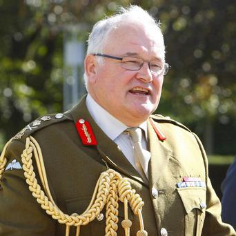 General Sir Peter Wall issued an apology for the 1971 shooting of Billy McGreanery
