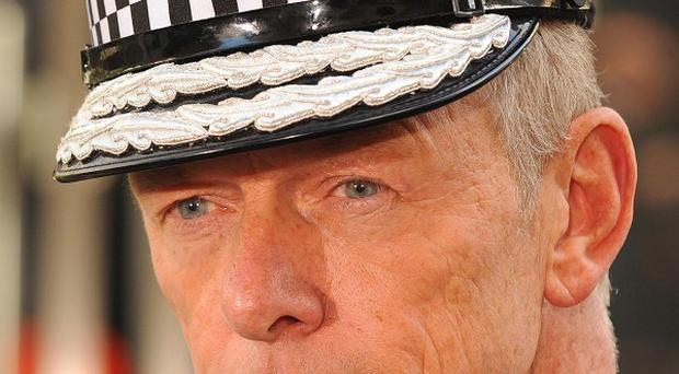 New Met chief Bernard Hogan-Howe has vowed to make the force the best in the world