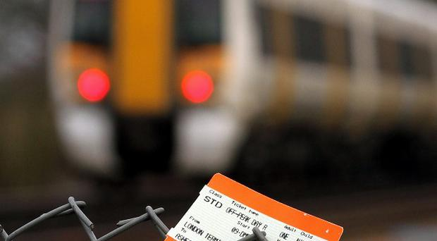 The rail network is now a 'rich man's toy' due to the high price of tickets, said the Transport Secretary