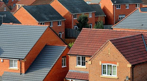 Architects have branded many of the homes being built in Britain today as 'shameful shoe-box homes'