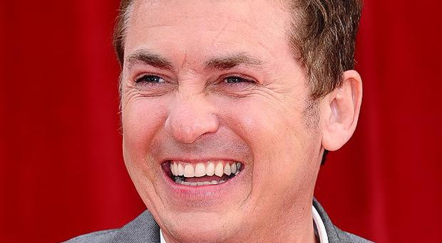 Shane Richie was named best soap actor at the TV Choice Awards for his role as Alfie Moon