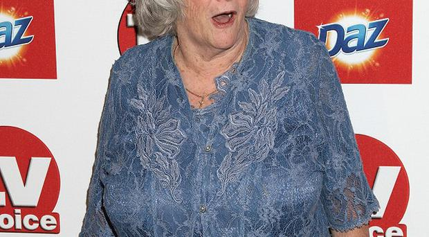 Ann Widdecombe says she'll be voting for Anton every week