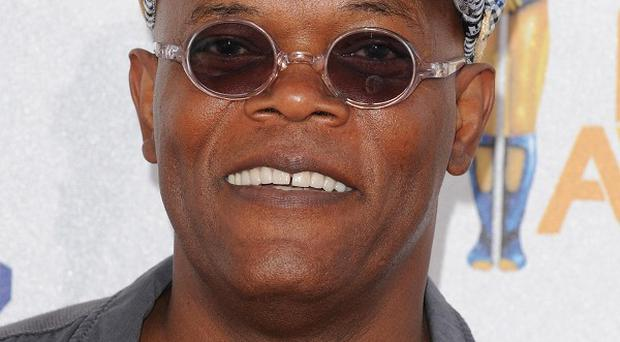Samuel L Jackson has made four hit films with Quentin Tarantino