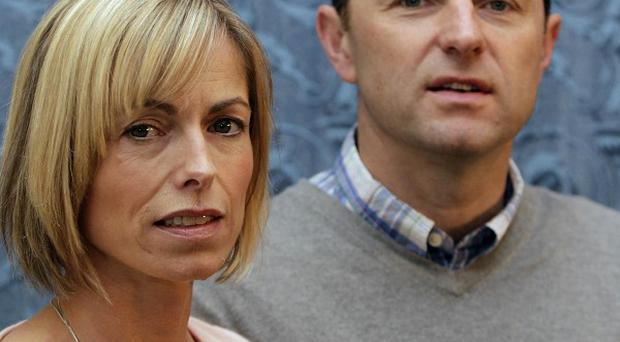 The parents of Madeleine McCann have been named as core participants in the first stage of the inquiry into the phone-hacking scandal