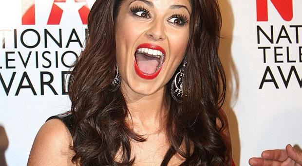 Cheryl Cole is said to have jumped at the chance to make the trip