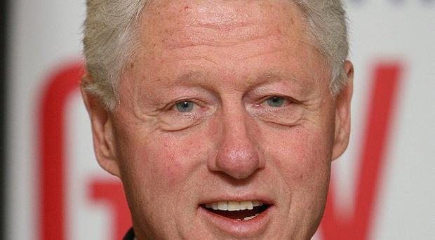 Bill Clinton will join a major economic forum in Dublin