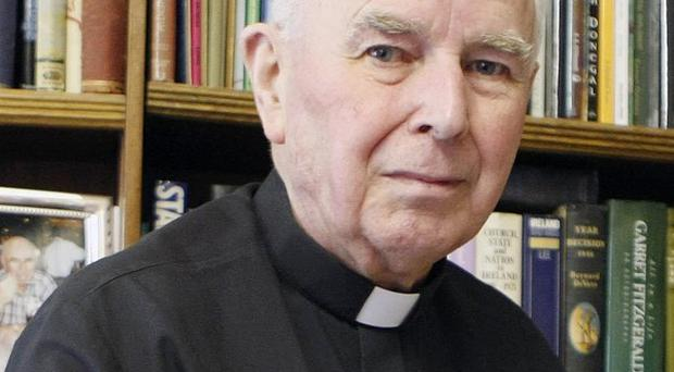 Edward Daly, former bishop of Derry, has claimed priests should be allowed to marry