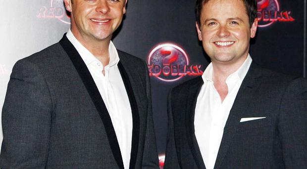 Ant and Dec were pleased with the first series of Red Or Black?