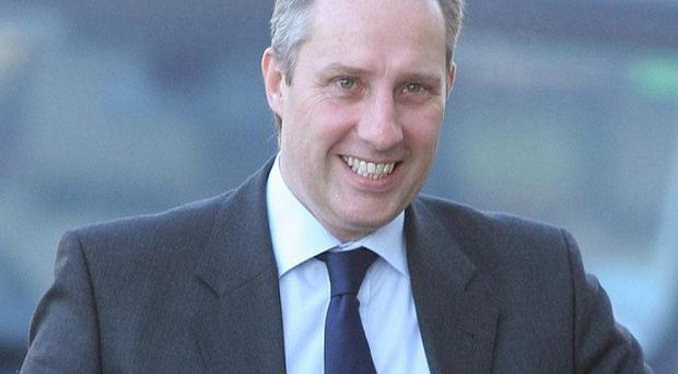 Ian Paisley has called for more to be done to combat fuel launderers