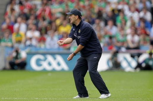 Kerry manager Jack O'Connor