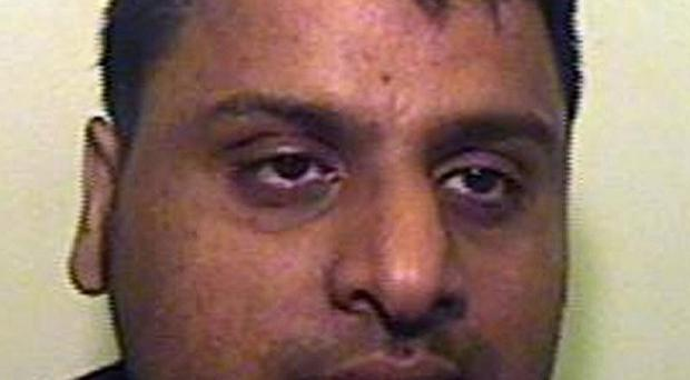 Rezwan Javed, 34, was jailed for six years for his part in a major 'crash for cash' car insurance scam