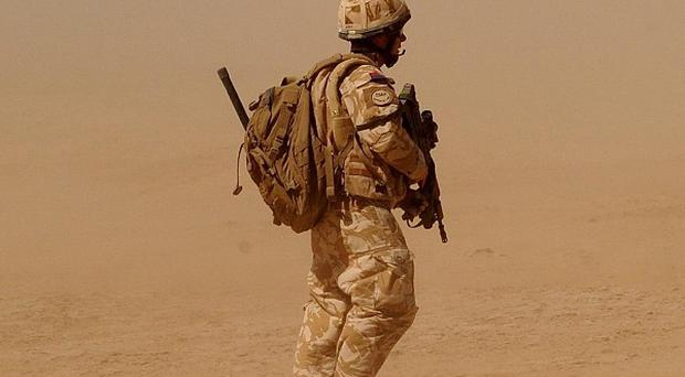 An event is to be held in Belfast recognising troops who have served in Afghanistan