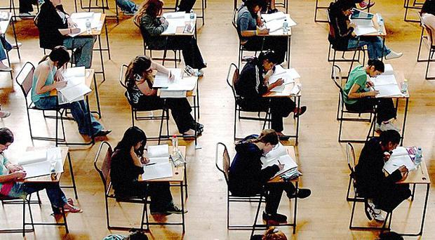 Around 100,000 students are thought to have been affected by mistakes found in exam papers this summer