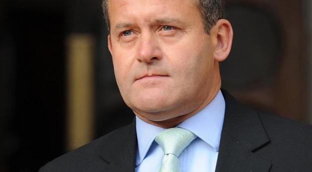 A man has appeared in court charged with making a series of threatening phone calls to former royal butler Paul Burrell