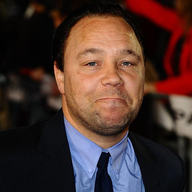 Stephen Graham says being in Boardwalk Empire is his dream job