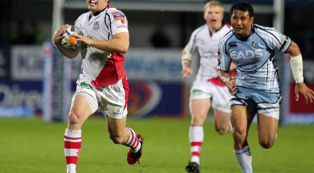 Ulster 20 Cardiff Blues 3
