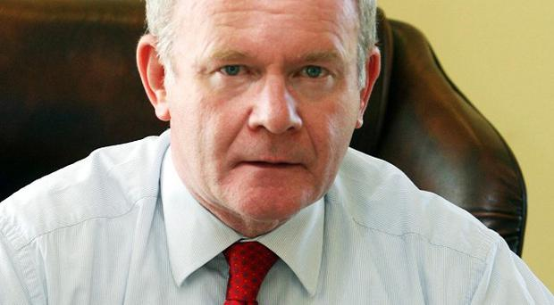 Sinn Fein's Martin McGuinness is to run for the office of President of Ireland