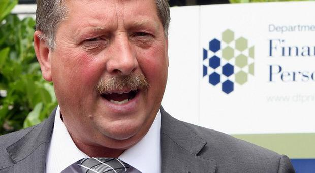 Sammy Wilson holds seats in both the House of Commons and Northern Ireland Assembly