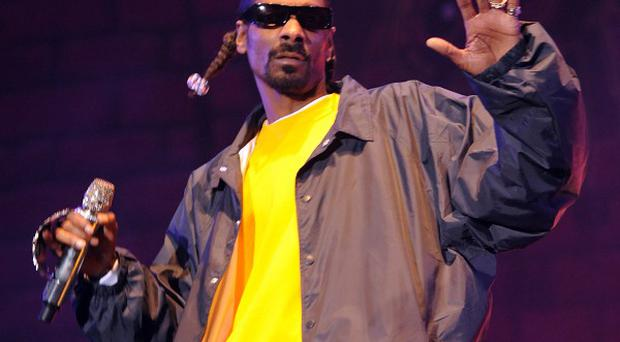Snoop Dogg has a new film role in the pipeline