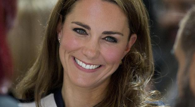 The Duchess of Cambridge is using the next few months to choose which charitable causes she wants to support