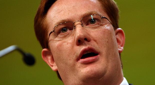 Chief Secretary to the Treasury Danny Alexander has hit out at anti-Europeans, branding them 'the enemies of growth'