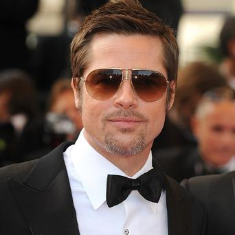 Brad Pitt said he's satisfied with his life now