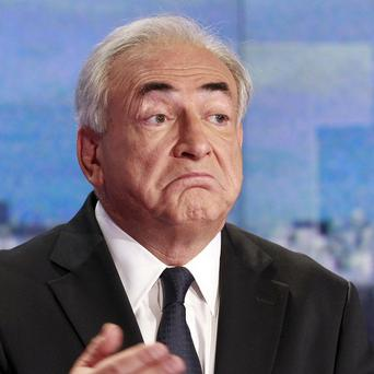 Dominique Strauss-Kahn speaks of his 'moral failing' (AP)