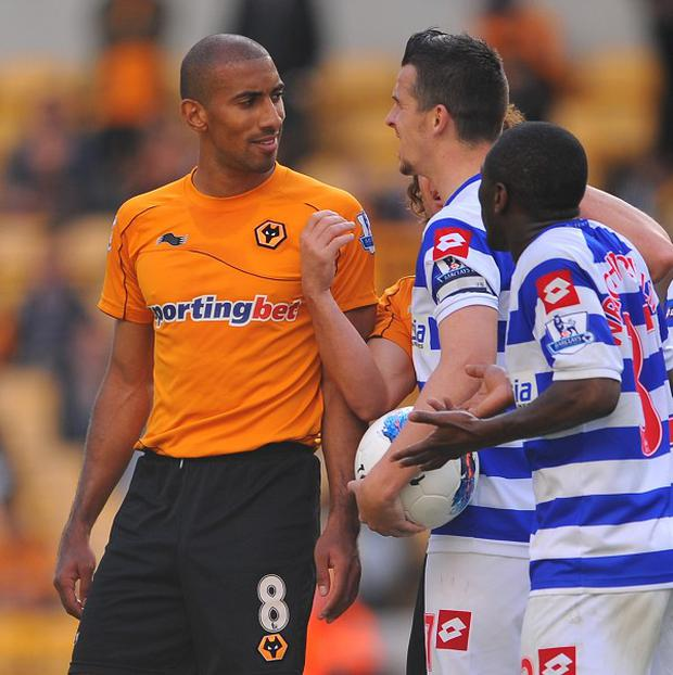 Karl Henry (left) and Joey Barton (centre)