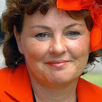 Former Labour MP Margaret Moran could be heard crying in the dock before a court hearing over her parliamentary expenses