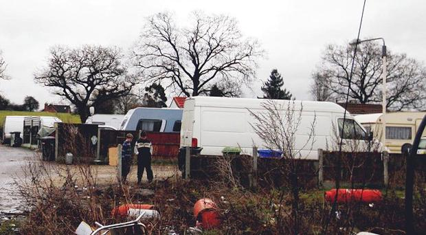 Europe's human rights watchdog has called for the legalisation of long-established traveller sites