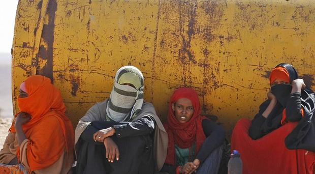 European countries should offer help to refugees stranded on the Libyan border, says Amnesty International