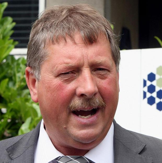 Any cut to the corporation tax is at least four years away, Finance Minister Sammy Wilson said