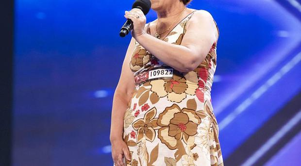 Ceri Rees took part in The X Factor auditions for the fourth time