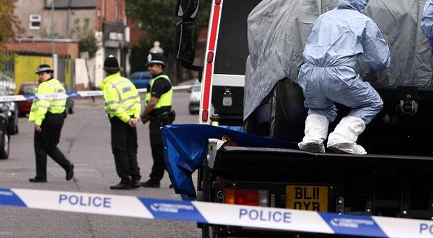 Police have been granted more time to question six men arrested in connection with a counter-terrorism operation