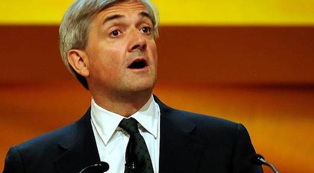 Chris Huhne has spoken for the first tine about the affair which ended his marriage