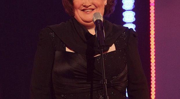 Susan Boyle sings Mad World among the covers on her new album