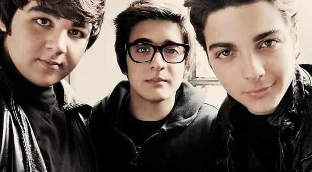 Il Volo have been dubbed 'the Italian Jonas brothers'