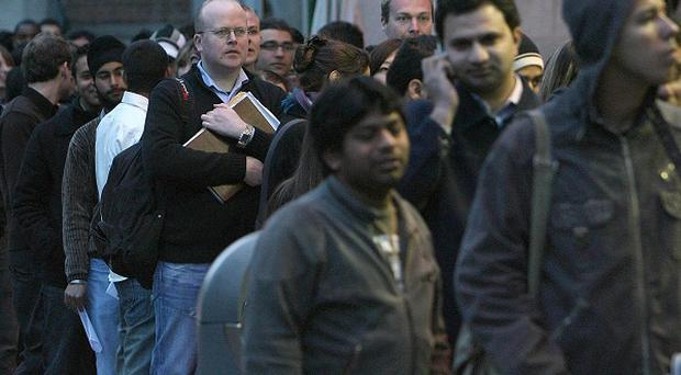 Waiting in a queue for too long causes many people to feel stressed and lose their patience, a new study has revealed