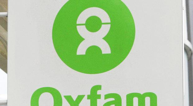Oxfam has claimed people in poor countries are being left without land to work on due to 'land deals'