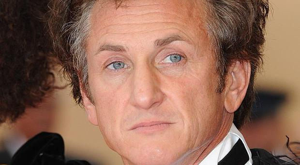 Sean Penn will be receiving a lifetime achievement award