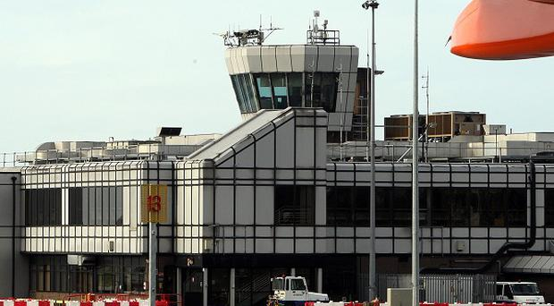 Research suggests that human traffickers are using Belfast International Airport as a port of entry to the UK