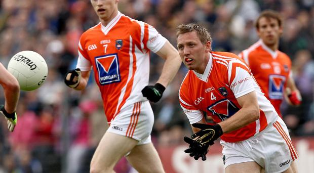 Armagh ace Paul Duffy is hoping to inspire Pearse Og to victory in Sunday's semi-final