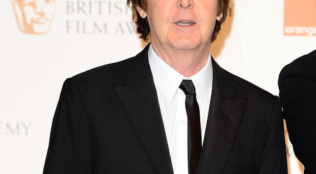 Sir Paul McCartney 'failed dismally' when he tried out some ballet moves