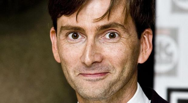 David Tennant will star in the BBC's Love Life