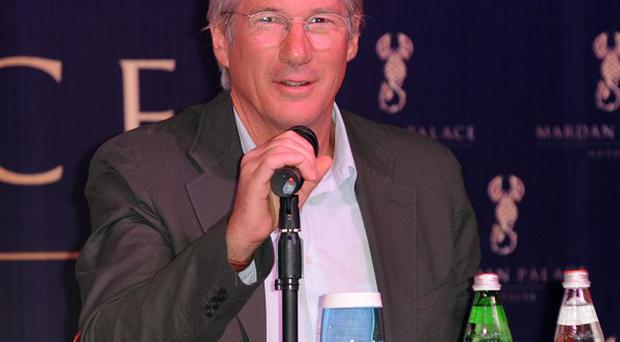 Richard Gere will collect an honorary acting award at the Rome Film Festival opening next month