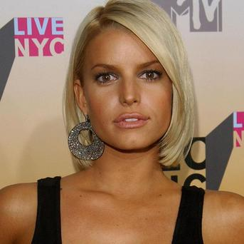 Jessica Simpson remained a virgin until her marriage to Nick Lachey