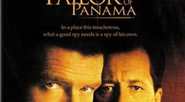 <b>{1} THE TAILOR OF PANAMA </b><br/>John le Carré's books are resurgent thanks to the new film adaptation of Tinker, Tailor. This 2001 John Boorman movie sees Geoffrey Rush's tailor reluctantly finding himself acting as a spy, with disastrous consequences. <b>£9.99, amazon.co.uk</b>